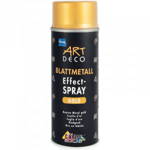 ART DECO Blattmetall Effect-Spray