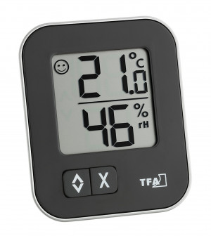 TFA Digitales Thermo-Hygrometer Moxx