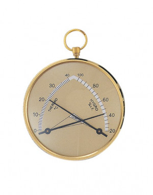 Thermo-Hygrometer Made in Germany