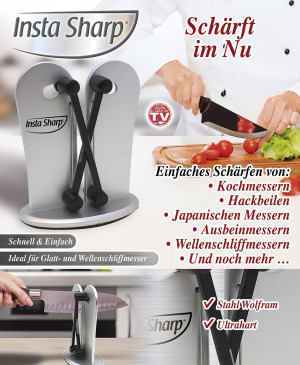 Instant Sharp Messerschärfer