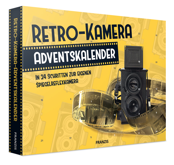 Adventskalender Retro-Kamera
