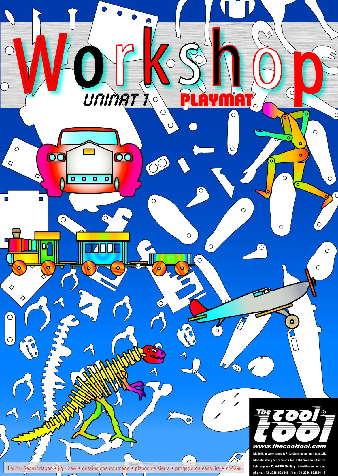 PLAYMAT Workshop-Buch